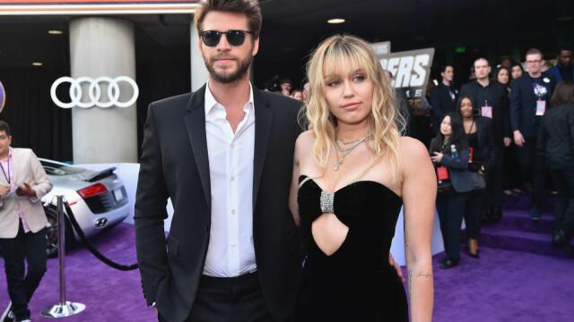 Divorț la Hollywood la jumătate de an de la nuntă. Miley Cyrus, surprinsă sărutând o femeie - Imaginea 2