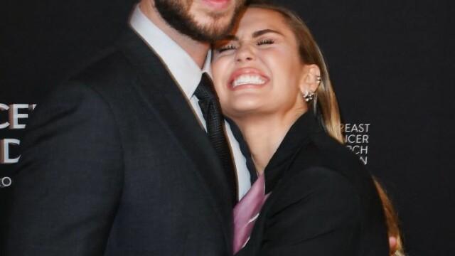 Divorț la Hollywood la jumătate de an de la nuntă. Miley Cyrus, surprinsă sărutând o femeie - Imaginea 6