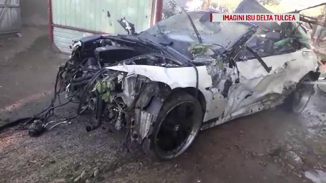 În ce stare era şoferul care a comis accidentul mortal din Tulcea, când era LIVE pe Facebook