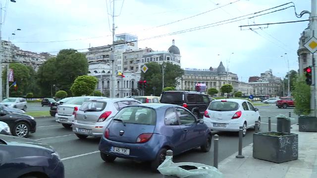 Mașini în București