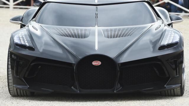 Cea mai scumpă mașină din istorie. Noul model Bugatti, cumpărat cu 16.800.000 €. FOTO - Imaginea 2