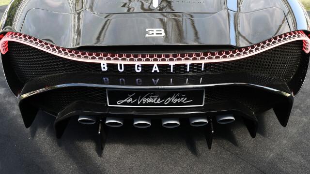 Cea mai scumpă mașină din istorie. Noul model Bugatti, cumpărat cu 16.800.000 €. FOTO - Imaginea 3