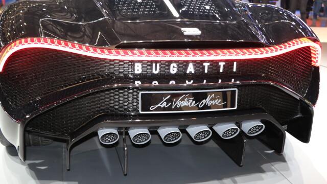 Cea mai scumpă mașină din istorie. Noul model Bugatti, cumpărat cu 16.800.000 €. FOTO - Imaginea 4