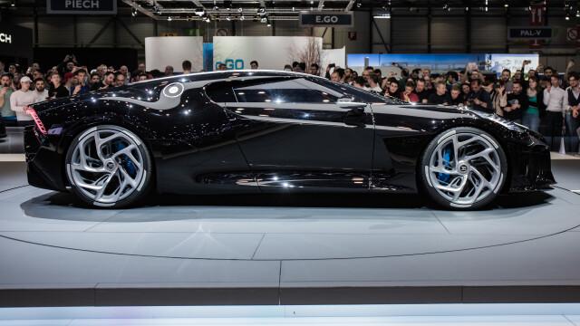Cea mai scumpă mașină din istorie. Noul model Bugatti, cumpărat cu 16.800.000 €. FOTO - Imaginea 5