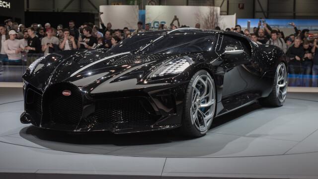Cea mai scumpă mașină din istorie. Noul model Bugatti, cumpărat cu 16.800.000 €. FOTO - Imaginea 7