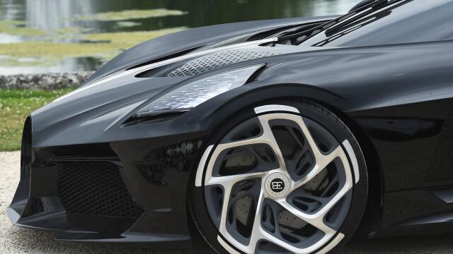 Cea mai scumpă mașină din istorie. Noul model Bugatti, cumpărat cu 16.800.000 €. FOTO - Imaginea 8