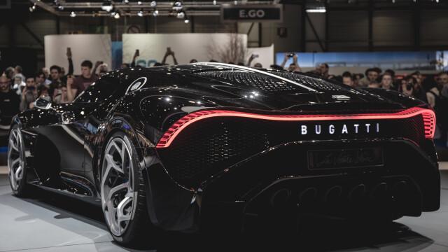 Cea mai scumpă mașină din istorie. Noul model Bugatti, cumpărat cu 16.800.000 €. FOTO - Imaginea 11