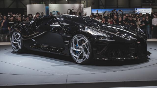 Cea mai scumpă mașină din istorie. Noul model Bugatti, cumpărat cu 16.800.000 €. FOTO - Imaginea 12