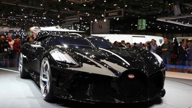 Cea mai scumpă mașină din istorie. Noul model Bugatti, cumpărat cu 16.800.000 €. FOTO - Imaginea 13