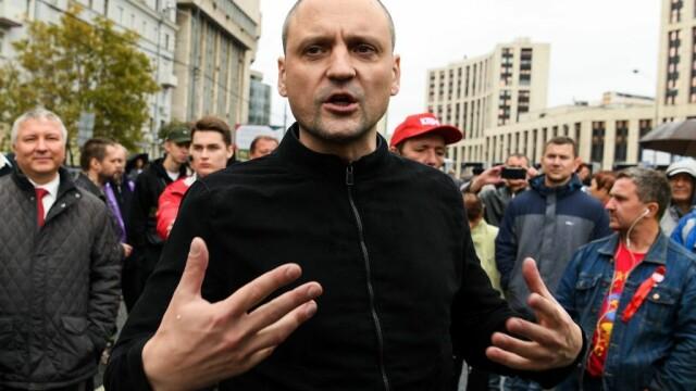 """Proteste la Moscova. Comuniștii și liberalii cer """"alegeri cinstite"""". FOTO - Imaginea 9"""