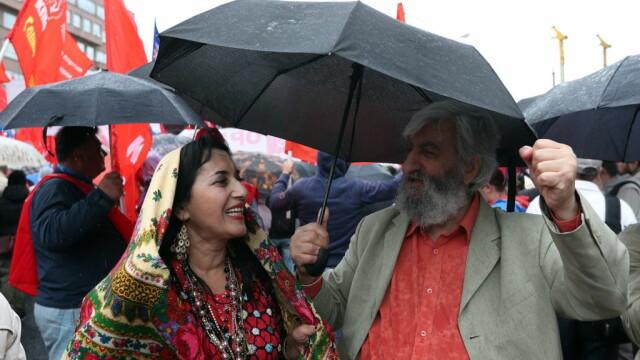 """Proteste la Moscova. Comuniștii și liberalii cer """"alegeri cinstite"""". FOTO - Imaginea 6"""