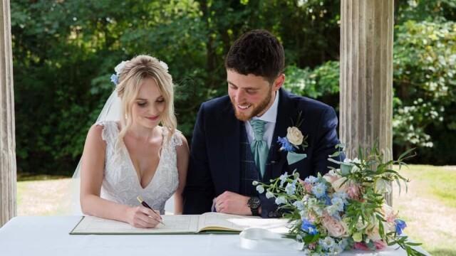 Polițist britanic ucis la o lună de la nuntă - 1