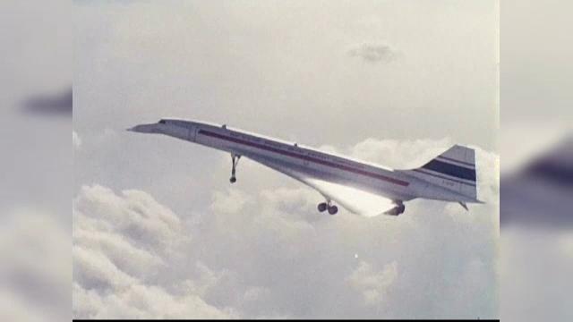 50 de ani de la prima cursă Concorde. Evenimentul, marcat printr-o expoziție inedită