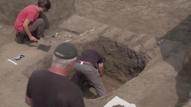 Descoperire arheologica uluitoare in Romania. Experti straini au venit sa o vada