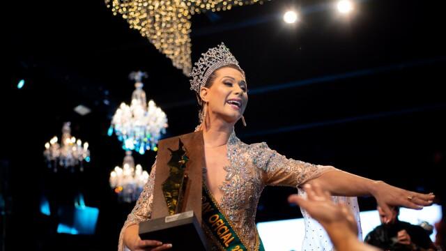Antonia Gutierrez a fost aleasă Miss Gay 2019 a Braziliei. VIDEO - Imaginea 2