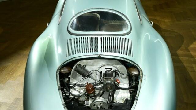 Un Porsche din perioada Germaniei naziste nu s-a mai vândut din cauza unei confuzii - Imaginea 1