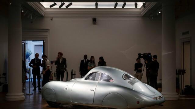 Un Porsche din perioada Germaniei naziste nu s-a mai vândut din cauza unei confuzii - Imaginea 3
