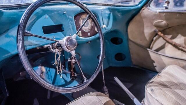 Un Porsche din perioada Germaniei naziste nu s-a mai vândut din cauza unei confuzii - Imaginea 4