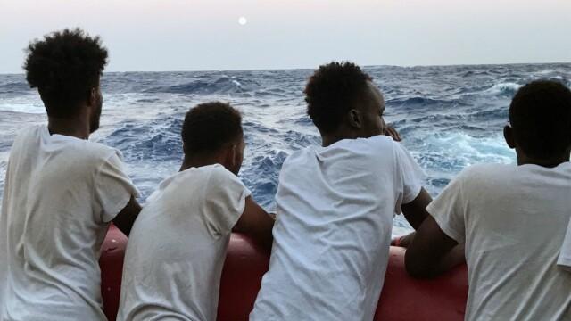 România nu va mai prelua migranți de pe nava Open Arms