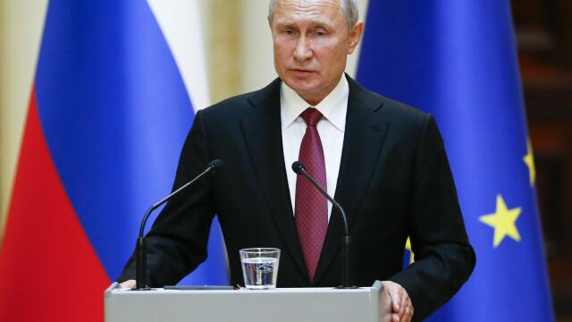 Dezastru pentru Putin în urma alegerilor. Câte mandate a pierdut în favoarea comuniștilor