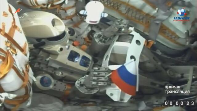 Rusia a trimis în spațiu un robot umanoid. Ce s-a întâmplat însă când a ajuns pe ISS - Imaginea 1