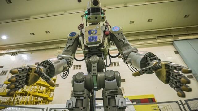 Rusia a trimis în spațiu un robot umanoid. Ce s-a întâmplat însă când a ajuns pe ISS - Imaginea 3