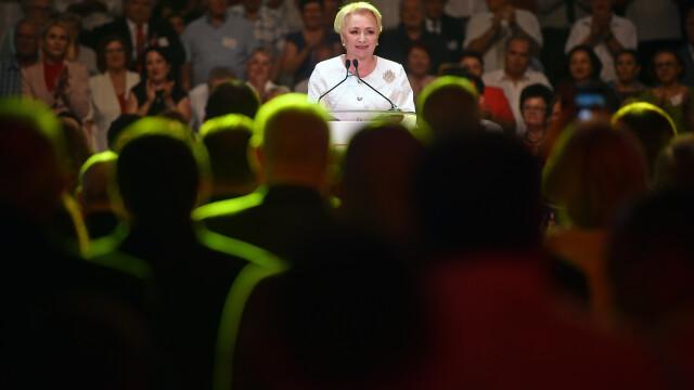 Dăncilă, candidatul oficial al PSD la prezidențiale. Ce va face dacă nu intră în turul doi