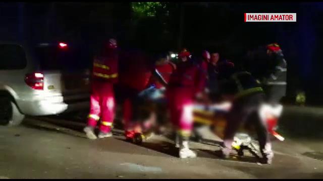 """Un mort și 4 răniți, într-un accident în Constanța. """"Am văzut praful, când a ieşit din el"""""""