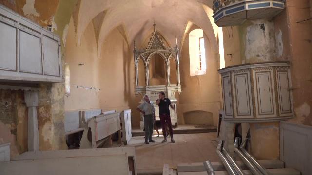Motivul pentru care bisericile fortificate din Transilvania sunt date în chirie