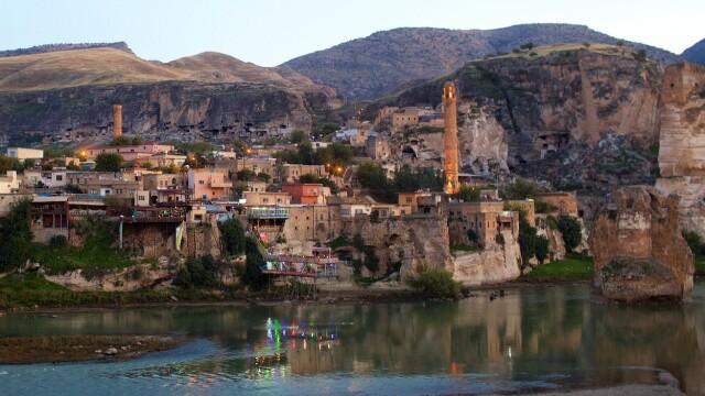 Orașul istoric ce va fi distrus de ape. De ce vor autoritățile turce să-l inunde