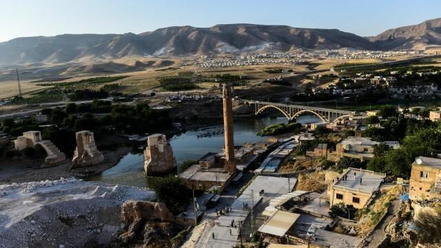 Turcia se pregătește să inunde un oraș istoric, cu mii de locuitori. Protestele au eșuat - Imaginea 8