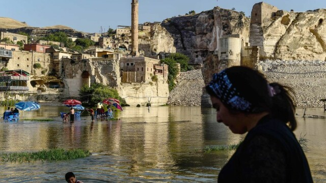Turcia se pregătește să inunde un oraș istoric, cu mii de locuitori. Protestele au eșuat - Imaginea 6