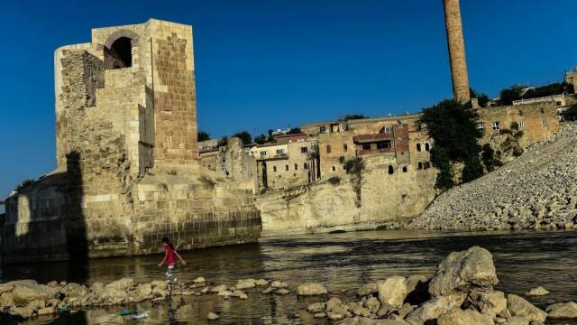 Turcia se pregătește să inunde un oraș istoric, cu mii de locuitori. Protestele au eșuat - Imaginea 5