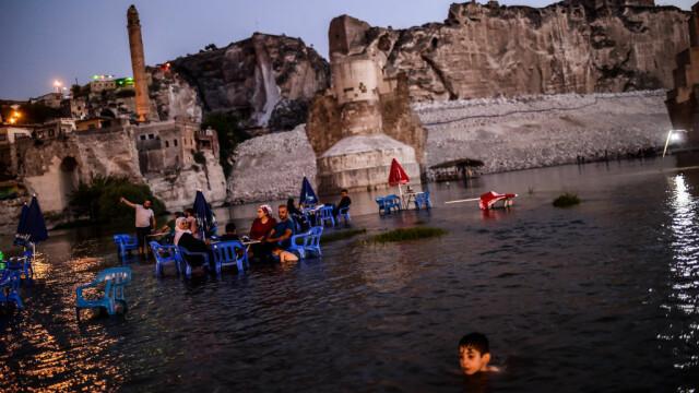 Turcia se pregătește să inunde un oraș istoric, cu mii de locuitori. Protestele au eșuat - Imaginea 4