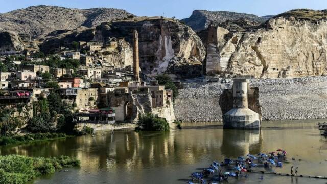 Turcia se pregătește să inunde un oraș istoric, cu mii de locuitori. Protestele au eșuat - Imaginea 2