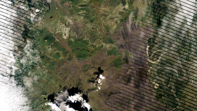 Fenomen îngrijorător: Craterul numit