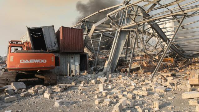 Explozii devastatoare în portul Beirut. Cel puțin 50 de morți și 3.000 de răniți în urma deflagrației - Imaginea 7