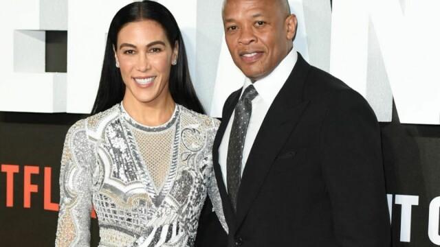 Dr. Dre, în război cu fosta soție pentru averea de un miliard de dolari - Imaginea 1