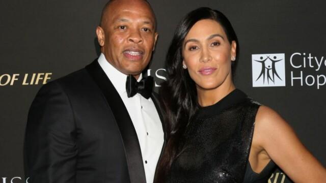 Dr. Dre, în război cu fosta soție pentru averea de un miliard de dolari - Imaginea 4