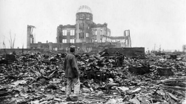 75 de ani de la atacul nuclear de la Hiroshima. Ceremonii de comemorare a victimelor - Imaginea 2