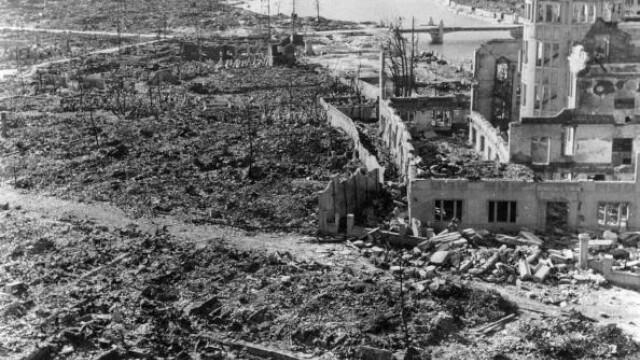 75 de ani de la atacul nuclear de la Hiroshima. Ceremonii de comemorare a victimelor - Imaginea 5