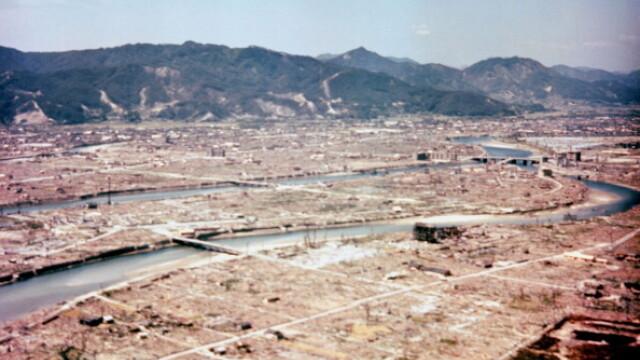 75 de ani de la atacul nuclear de la Hiroshima. Ceremonii de comemorare a victimelor - Imaginea 7
