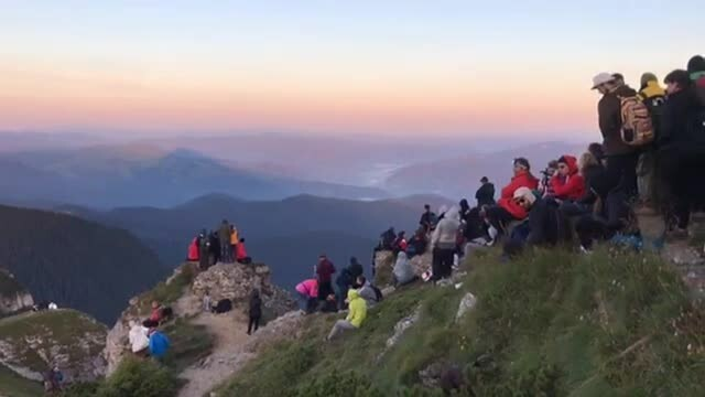 Fenomenul unic de pe Muntele Ceahlău care se petrece doar pe 6 august