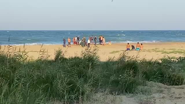 O româncă s-a înecat pe litoralul bulgăresc. A ignorat steagul roșu și a intrat în mare
