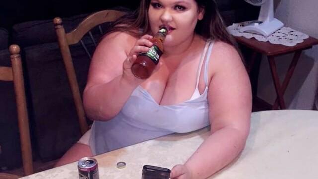 Transformare incredibilă. Cum arată o tânără de 23 de ani după ce a slăbit 90kg. GALERIE FOTO - Imaginea 7