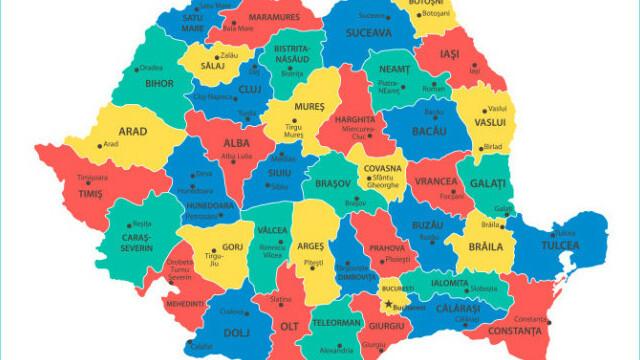 Coronavirus România. Județele care nu au înregistrat niciun nou caz de îmbolnăvire cu noul coronavirus