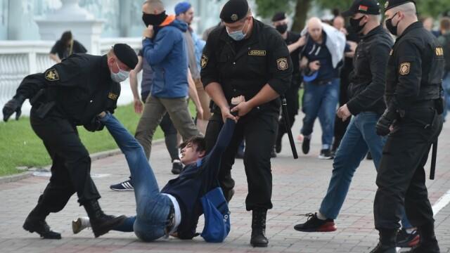 Radiografia situației din Belarus. Alegeri contestate și proteste reprimate cu violență extremă - Imaginea 3