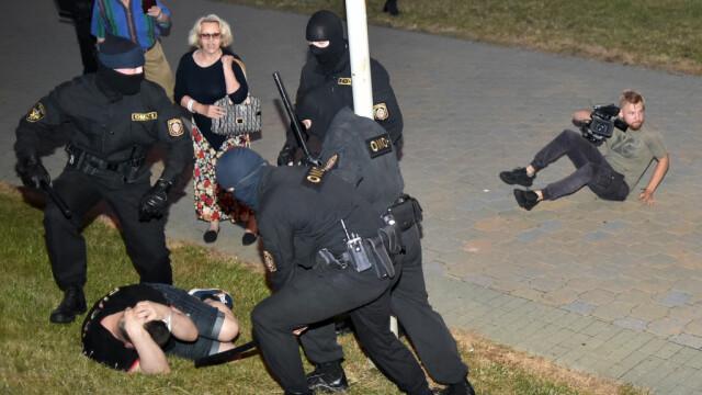 Radiografia situației din Belarus. Alegeri contestate și proteste reprimate cu violență extremă - Imaginea 4