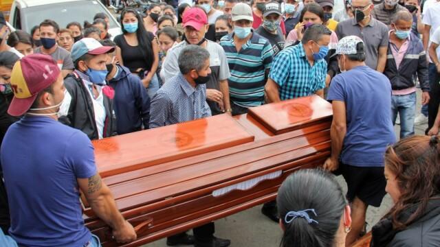 Masacru în Columbia: 9 tineri au fost uciși în timp ce se aflau la o zi de naștere - Imaginea 3