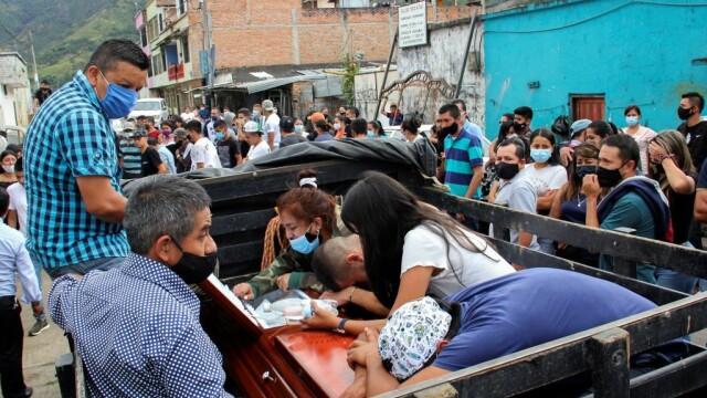 Masacru în Columbia: 9 tineri au fost uciși în timp ce se aflau la o zi de naștere - Imaginea 1